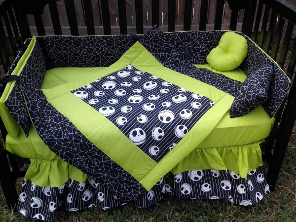 nightmare before christmas crib bedding horrific findsawesome nightmare before christmas crib beddingu2026 see more