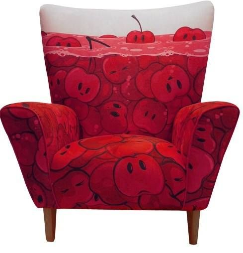Bon Drowning Cherry Chair. 4882a98f1188f5eef2923800471102c9