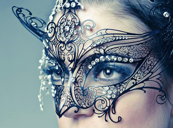 Mardi Gras Masks for Women & Men — Masquerade Masks. Be the mysterious monsieur or belle of the French Quarter. Don masquerade masks in butterfly or harlequin designs and wander Bourbon Street, or go for Mardi Gras masks with poufs of feathers and sequins to make a .